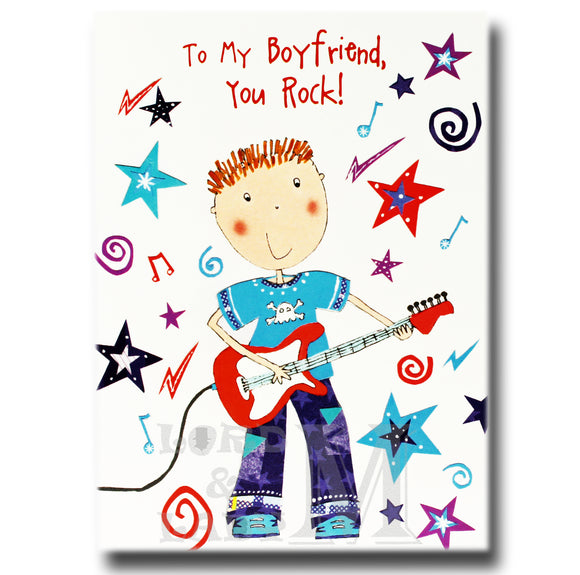 17cm - To My Boyfriend, You Rock! - OH