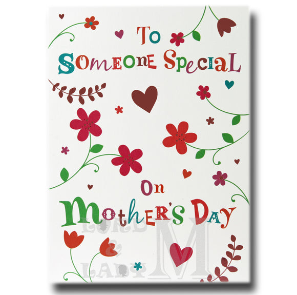 17cm - To Someone Special On Mother's Day - OH