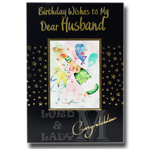 For Him Greetings Cards