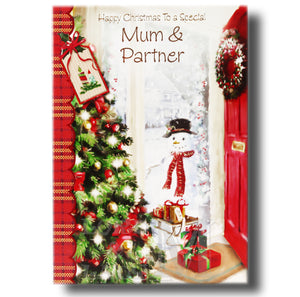 19cm - .. Special Mum & Partner - Gifts Door - GH