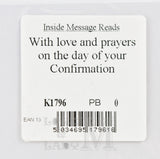 20cm - Bookmark Card - To Have Faith Is - Grandson