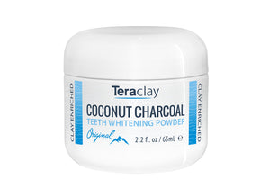 Coconut Charcoal Teeth Whitening Powder - Original