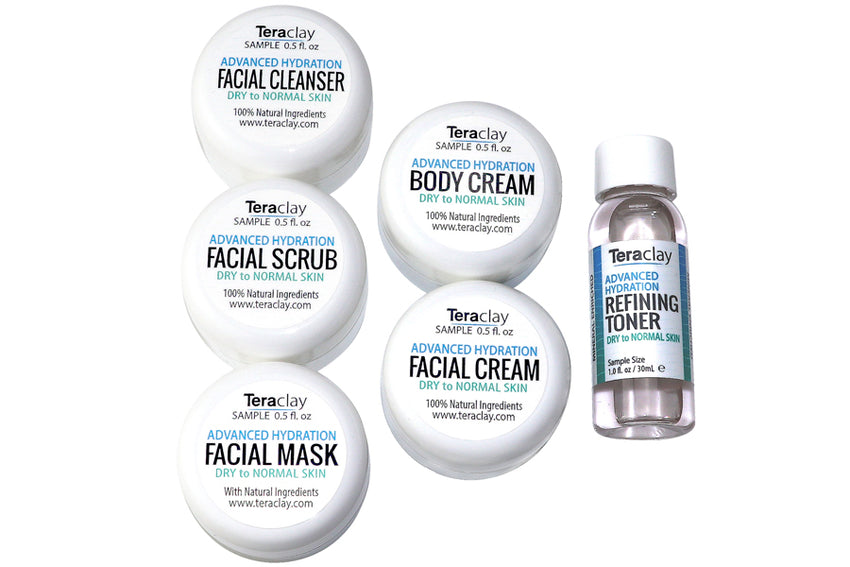 Advanced Hydration: </br>6-Piece Sample Set