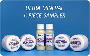 Ultra Mineral 6-Piece Sample Set