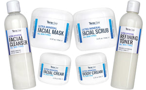 Ultra Mineral</br>6-Piece Skincare Set
