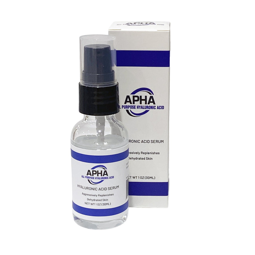 Serum Pack: APGS 24K Gilded Serum and APHA Hyaluronic Acid