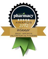 Pharmacy Award Winner