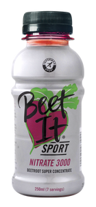 Beet It Sport Nitrate 3000 Super Concentrate - 1 Box 6x250ml