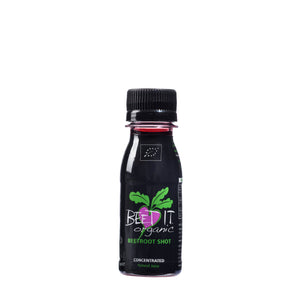 Beet It Organic Stamina Shot - 3 Box 45x70ml