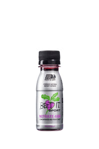 Beet It Sport Nitrate 400 Stamina Shot 4 Box 60x70ml (Order 4 or More Boxes - FREE DELIVERY)