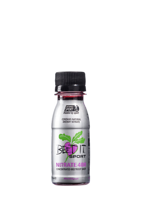 Beet It Sport Nitrate 400 Stamina Shot - 1 Box 15x70ml