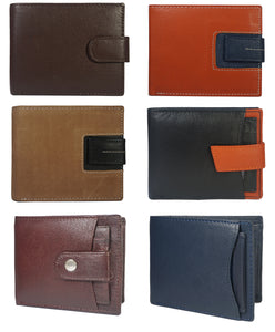 Assorted Bifold Wallet 121 -151 (12pcs)