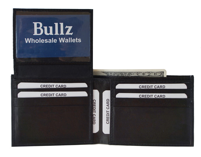 Bifold Mens Wallets 501TN