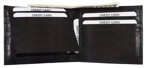 Bifold Mens Wallets 501TN-DISC (Pack of 6pcs)