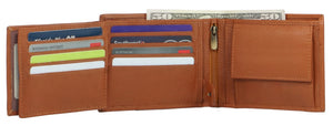 Hipster Mens Wallet 502-TN