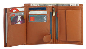 Hipster Mens Wallet 503-TN