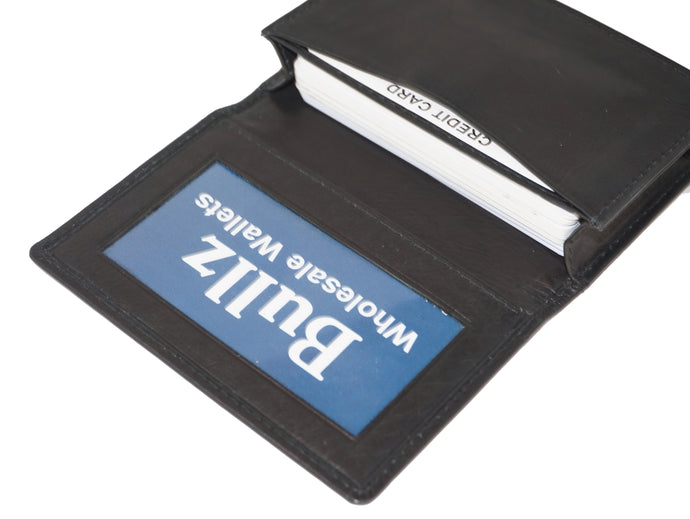 Credit Card Holder CC70-BK-DISC (Pack of 12)