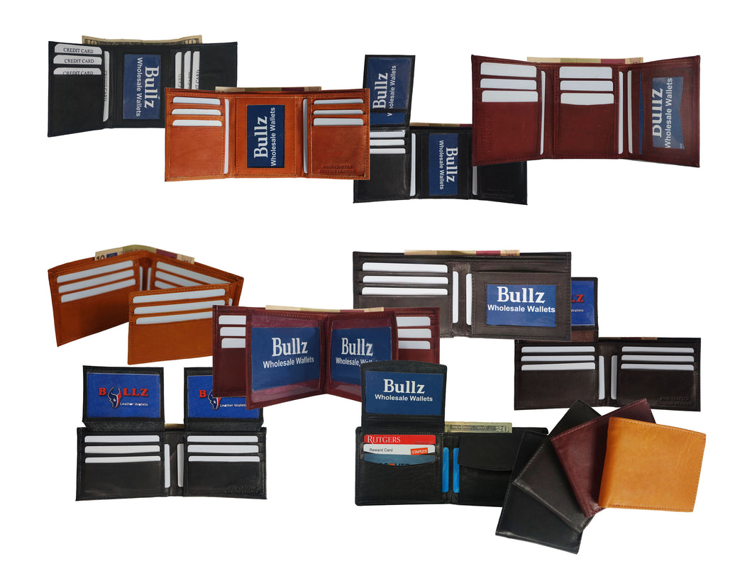 Assorted Mens Wallet