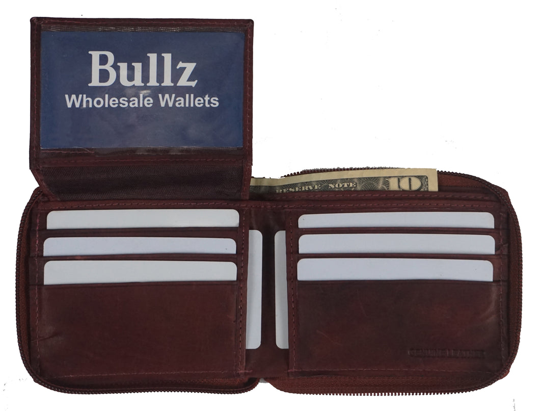 Zipper Mens Wallet ZW5104