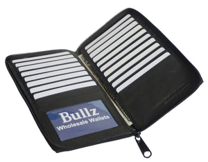 Long credit card holder 729-BK