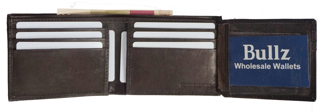 Bifold Mens Wallet BF1105