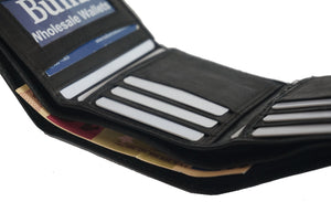 Trifold Mens Wallet TW2114