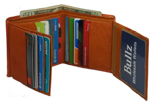 Bifold Mens Wallets 15688CF-TN