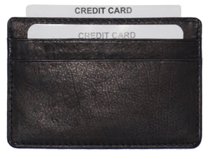 Credit Card Holder CM304-BK-DISC (Pack of 12)