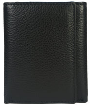 Trifold Mens Wallet TR11-BK