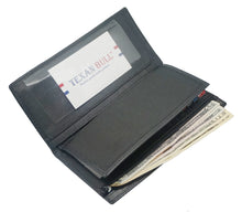 Texan Bull® Checkbook Cover TXB-CB903-BK