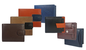Assorted Bifold Wallet ASSORT-50