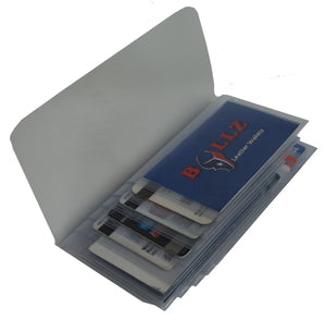 Secretary Long Wallet inserts  e2912