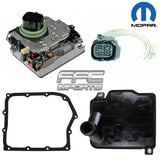 62TE Transmission MOPAR Solenoid Block W/ Harness Filter KIT 06-UP for Chrysler