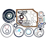 42RLE Transmission Super Master Rebuild KIT 2003-UP W/ 4 Pistons Filter Friction Steel Plates Pump Bushing