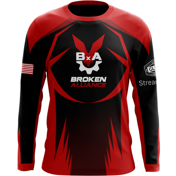 Broken Alliance Long Sleeve Jersey