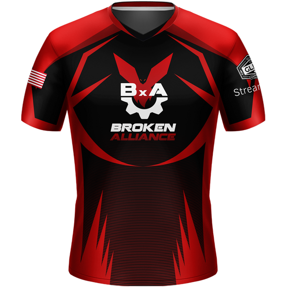 Broken Alliance Jersey