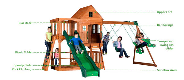 BYD Hillcrest Play Centre - Lifespan Kids - buy online Happy Active Kids