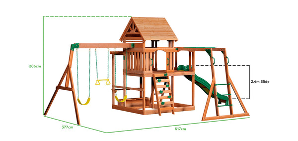 BYD Monticello Play Centre - Lifespan Kids - buy online Happy Active Kids