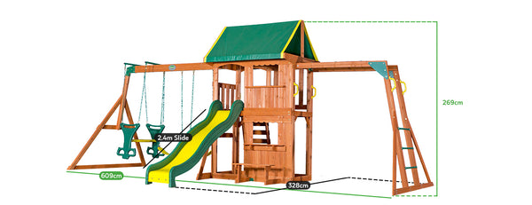 BYD Prairie Ridge Play Centre - Lifespan Kids - buy online Happy Active Kids