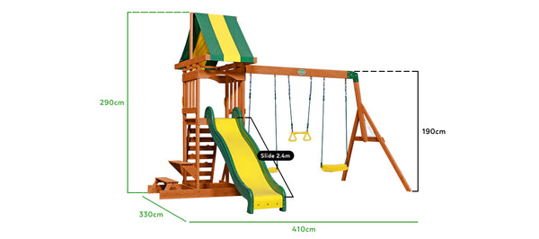 BYD Sunnydale Play Centre - Lifespan Kids - buy online Happy Active Kids