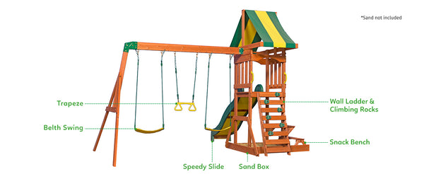 BYD Sunnydale Play Centre - Lifespan Kids