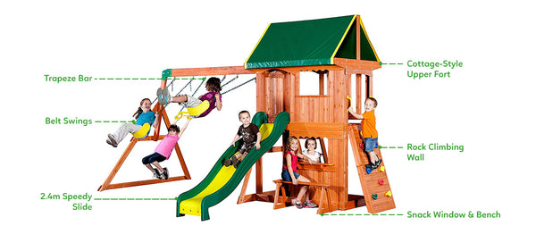BYD Somerset Play Centre - Lifespan Kids - Buy online Happy Active Kids