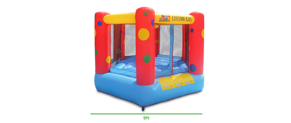 AirZone 6 9ft Bouncer - Lifespan Kids - buy online Happy Active Kids