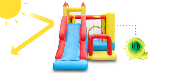 Bouncefort Plus 2 - Lifespan Kids - buy online Happy Active Kids