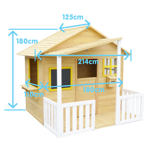 Camira Cubby House - Lifespan Kids - Happy Active Kids buy online