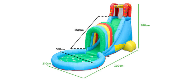 Oasis Slide and Splash - Lifespan Kids - buy online Happy Active Kids