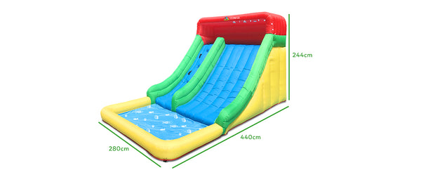 Typhoon Mega Slide and Splash - Lifespan Kids - buy online Happy Active Kids
