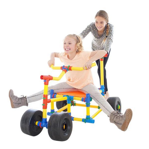 Lifespan Kids Indoor Fun TubeLox Deluxe STEM Design Set - Lifespan Kids 00602938872065 PETUBELOXDELUXE Buy online: TubeLox Deluxe STEM Design Set - Lifespan Kids Happy Active Kids Australia