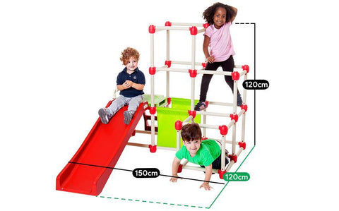 Lifespan Kids Play Centres Lil' Monkey Everest Climb & Slide - Lifespan Kids - OUT OF STOCK eta TBA 07290015491204 PEEVEREST Buy online: Lil' Monkey Everest Climb & Slide - Lifespan Kids Happy Active Kids Australia