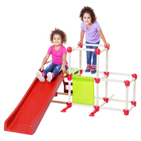 Lifespan Kids Play Centres Lil' Monkey Olympus Climb & Slide - Lifespan Kids - OUT OF STOCK 07290015491105 PEOLYMPUS Buy online: Lil' Monkey Olympus Climb & Slide - Lifespan Kids  Happy Active Kids Australia